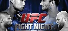 UFC Fight Night 50: Jacare vs. Mousasi LIVE results and updates