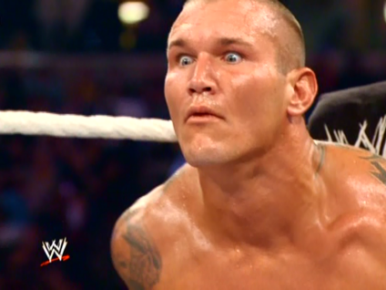 WWE big mouth Randy Orton grabs publicity with shot at McGregor