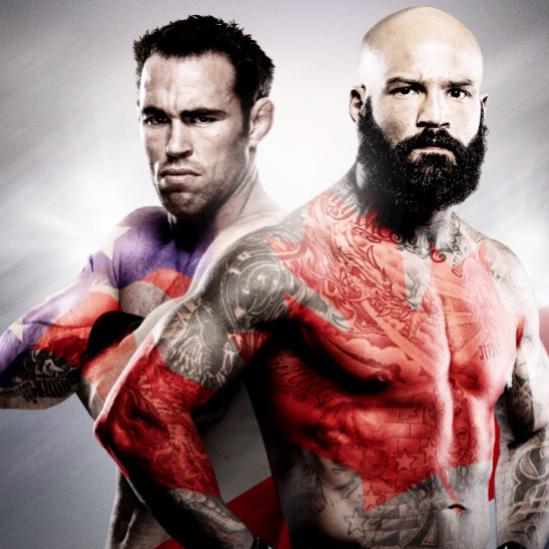 World Series of Fighting 14 lineup set for Saturday