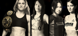 Get ready for 'Invicta FC 9: Honchak vs. Hashi' this Saturday, Nov. 1