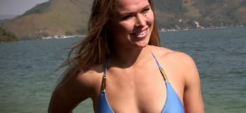 Video – Ronda Rousey Brazilian photo shoot