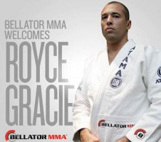 royce gracie-bellator