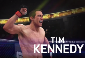 tim kennedy ea sports ufc