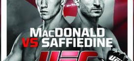 'UFC Fight Night 54: MacDonald vs. Saffiedine' LIVE results and updates