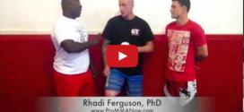 Dr. Rhadi Ferguson Interviews Tony Way After His WSOF 15 Victory
