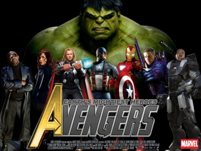 Avengers: Battle for earth Video Game image. We love this so much we used it for the film.