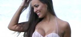 This is Luciana Andrade: UFC's Newest Brazilian Octagon Girl
