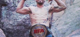 RFA 135-champ Luke Sanders: 'Hey Dana, Sean Shelby, UFC… call me!'