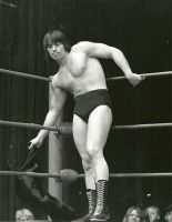 Lanny Poffo in his early years.