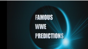 Famous  WWE