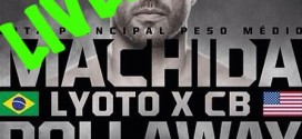 'UFC Fight Night 58: Machida vs. Dollaway' live results and play-by-play