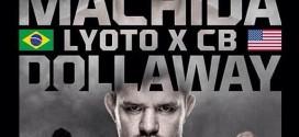 UFC Fight Night 58: Machida vs. Dollaway full card