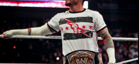 WWE takes cheap shot at CM Punk on website