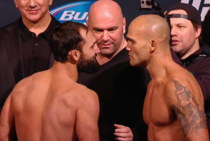 johny hendricks vs robbie lawler