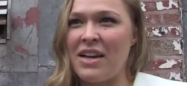 Ronda Rousey dumped a guy because he would bite her teeth