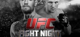 UFC Fight Night 59 weigh-in results and video