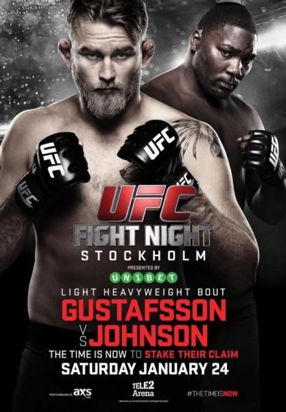 UFC on FOX 14