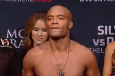 Anderson Silva fined and suspended one year for PED use