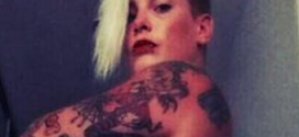NSFW: UFC's Bec Rawlings posts nude pics, gives middle finger to feminism