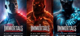 Bella Twins looking bad ass for WWE Game 'Immortals' (PIC)