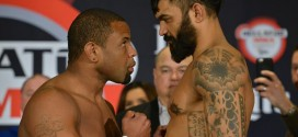 Bellator 134: Weigh-in results and quotes