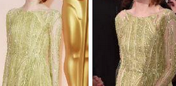 Emma Stone has unfortunate wardrobe malfunction at Oscars