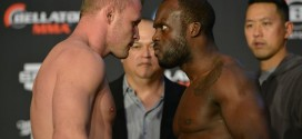 'Bellator 133: Manhoef vs. Shlemenko' live stream, fight results and updates