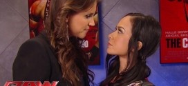 Twitter drama: AJ Lee and Steph trade, Vince weighs in
