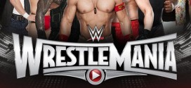 Full Wrestlemania card and odds