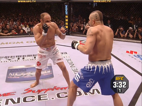 liddell vs couture 2