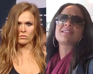 Laila Ali mistakenly believes she would beat Ronda Rousey