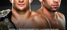 UFC on FOX 16: Dillashaw vs. Barao II full card