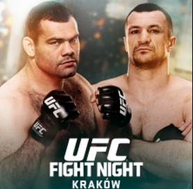 'UFC Fight Night 64: Gonzaga vs. Cro Cop 2' live results and real-time updates