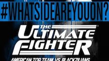 Reminder: The Ultimate Fighter returns tonight with American Top Team vs. Blackzilians