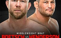 Tim Boetsch vs. Dan Henderson to headline UFC New Orleans event