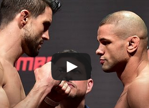 Carlos Condit vs. Thiago Alves UFC Fight Night 67 full fight video highlights