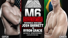 'Metamoris 6: Barnett vs. Gracie' live results and updates