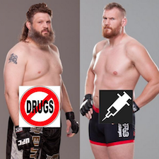 Josh Barnett hopes UFC lets Roy Nelson do steroids before their fight