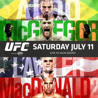 UFC 189: Aldo vs. McGregor extended video preview