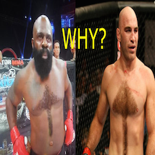 MMA and the mysterious cult of the chest hair arrow