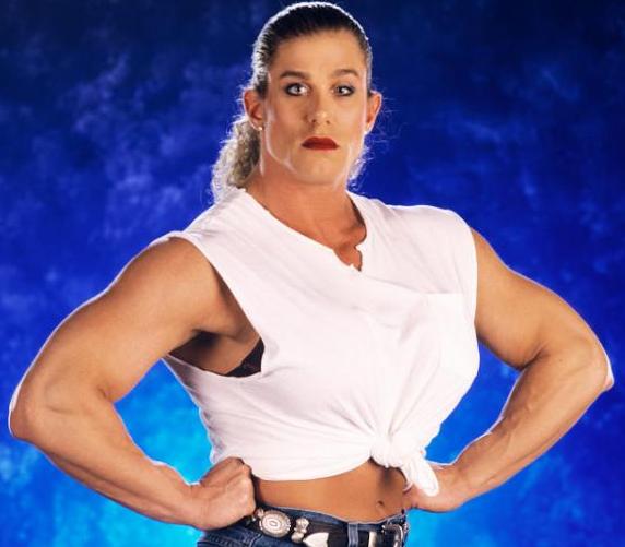 Nicole Bass WWE