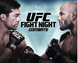 UFC Fight Night 70: Machida vs. Romero live results and round-by-round updates