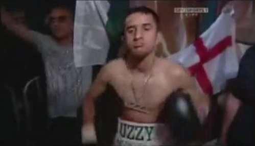 Karma KO's: Usman Ahmed, boxing edition