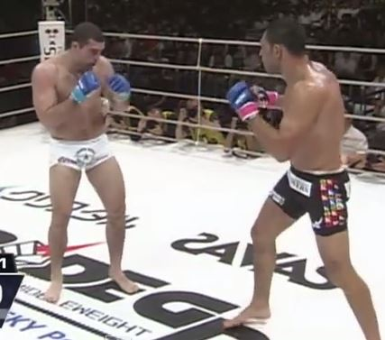 Free Fight: 'Shogun' Rua vs. Antonio Rogerio Nogueira at Pride Critical Countdown 2005
