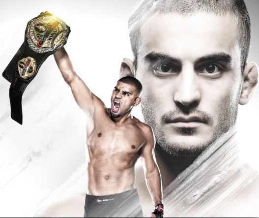 Bellator 140: Lima vs. Koreshkov live results and round-by-round updates (and video highlights)