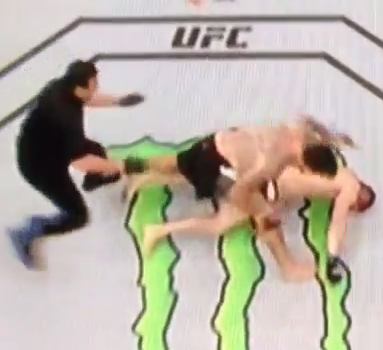 Watch Frank Mir's first round destruction of Todd Duffee at UFC Fight Night 71