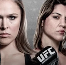 Listen in! UFC 190 Conference Call with Ronda Rousey & Bethe Correia