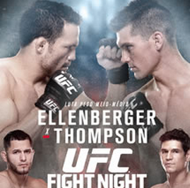 TUF 21 Finale live results and round-by-round updates