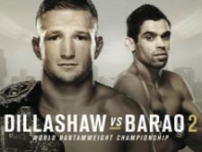 UFC on Fox 16 weigh-in results and video replay