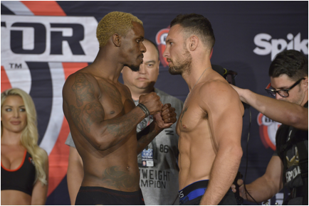 Bellator 141: Guillard vs. Girtz live results and round-by-round updates